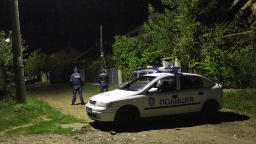 Задържаха барикадиралия се вкъщи стрелец от Бузовград