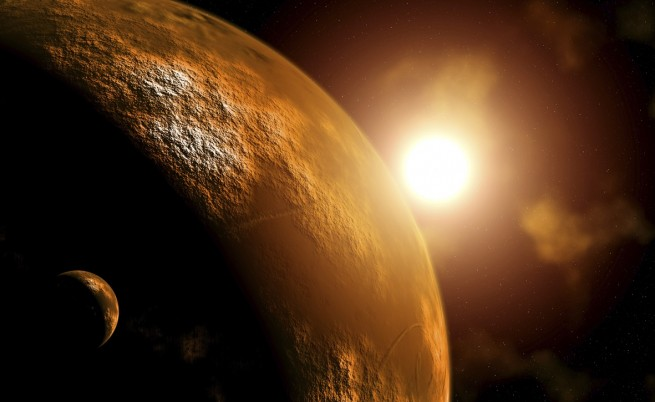 Проектът за колония на Марс преся кандидатите до 100