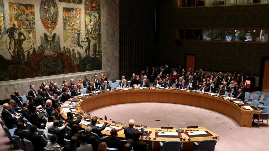 Съветът за сигурност на ООН прие резолюция за ИДИЛ