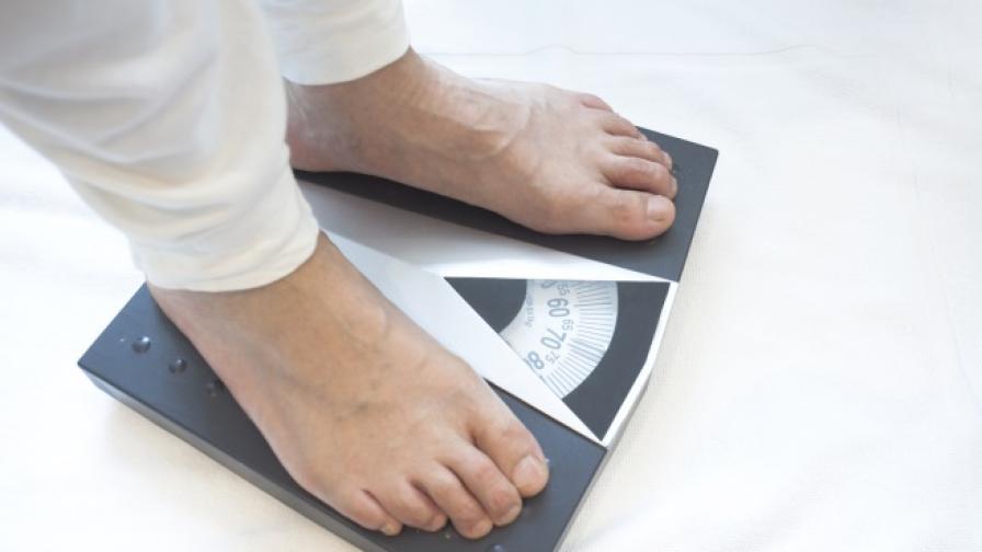 Не следете теглото, а процента на мазнини в тялото