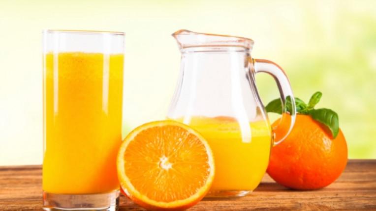 сок портокал фреш портокалов плод