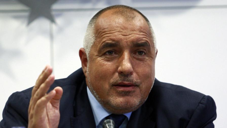 Борисов: Има вариант да предложа правителство на ГЕРБ, пък който го подкрепи