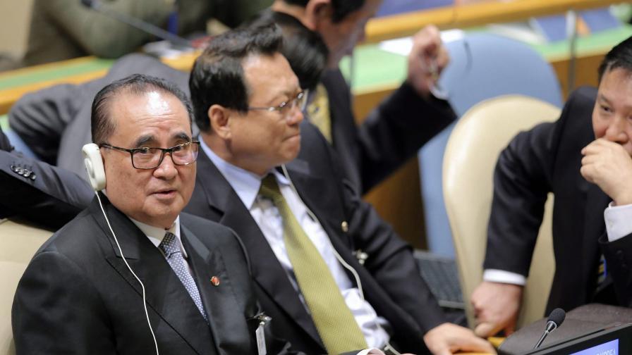 Северна Корея предложи и пред ООН обединение с Юга