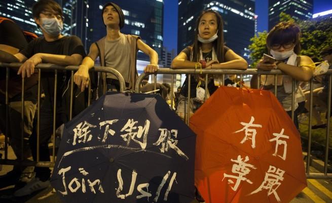 Властта в Хонконг: Протестите да се спрат!