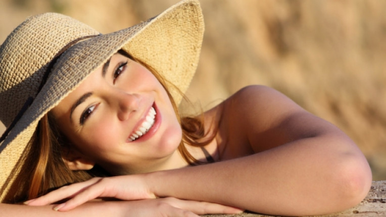щастие жена радост усмивка свобода