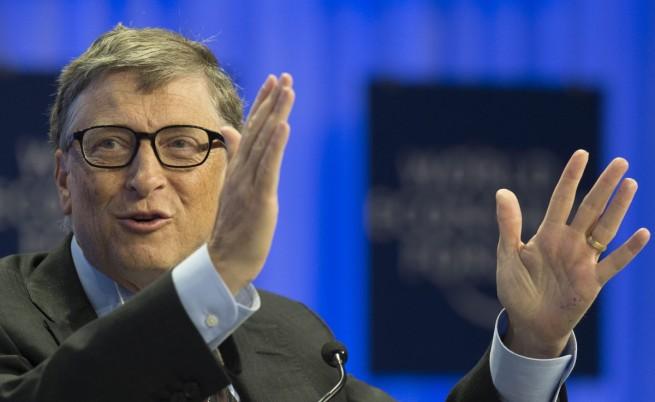 Петте книги, които Бил Гейтс препоръчва за лятото