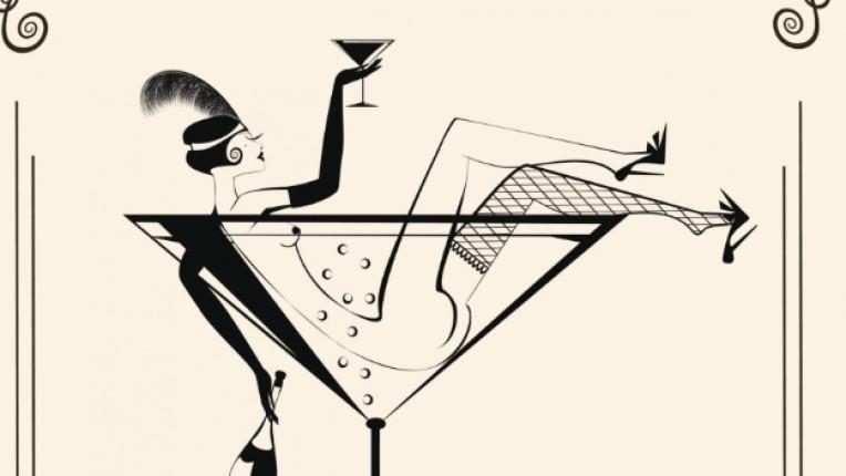 вино жена радост