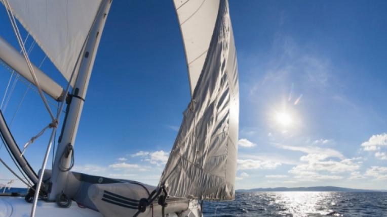 яхта кон езда спорт