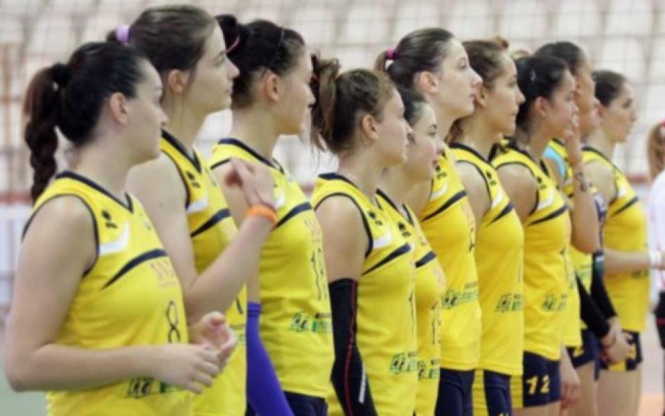 Капитанката на Марица: Мотивирани сме за победа