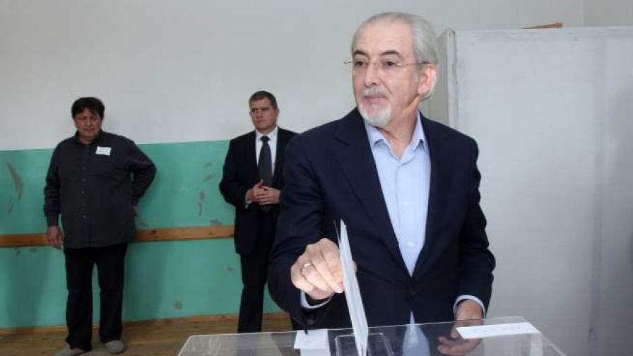 Местан: Моят глас е за националното съгласие