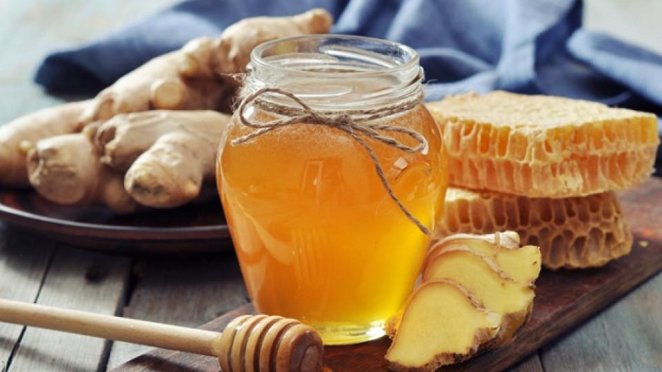 Мед и джинджифил – магическа рецепта за здраве през цялата зима
