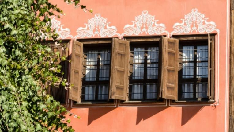 Пловдив къща село Стария град ретро