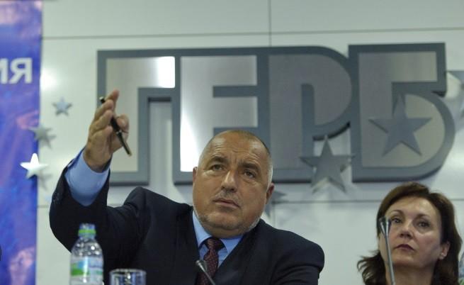 Борисов за евентуална коалиция: ГЕРБ и БСП - нестабилно мнозинство, с ДПС - изключено