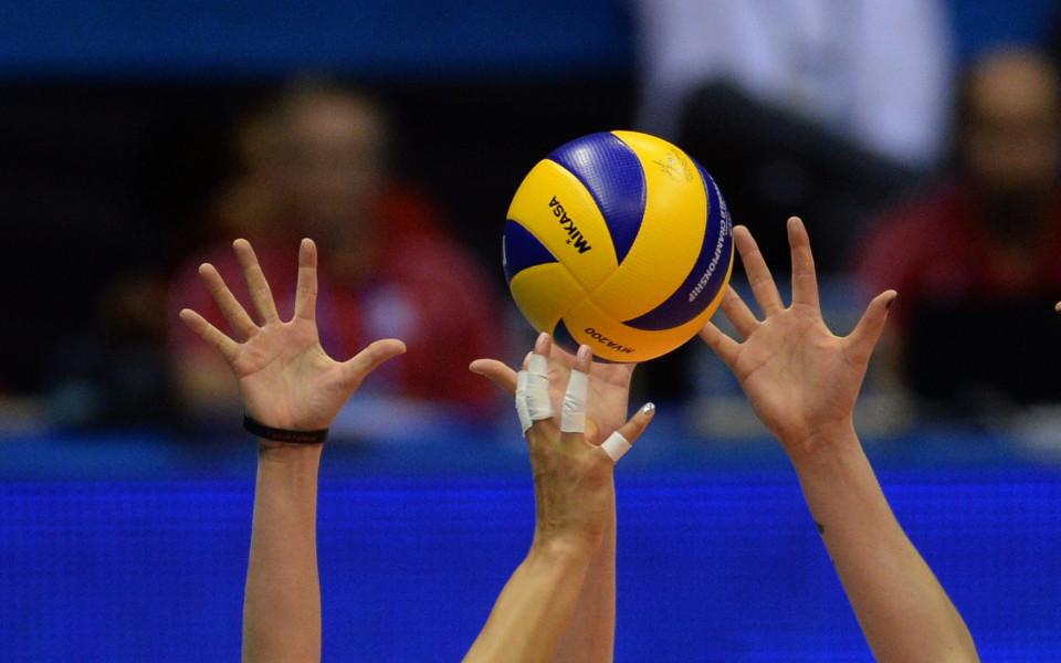 Националният отбор на България загуби с 0:3 (15:25, 29:31, 20:25)