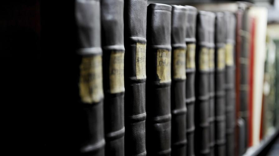 Германия връща на Италия откраднати исторически книги