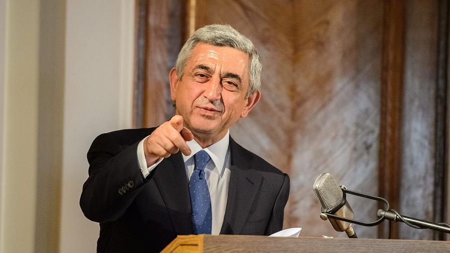 Армения реши да се присъедини към Евразийския икономически съюз