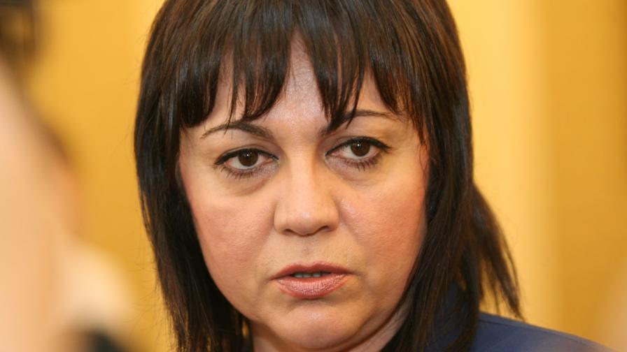 Нинова и Борисов в лют спор за финансовата политика