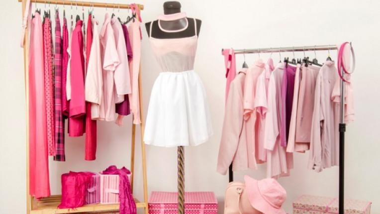 гардероб дрехи дом мода