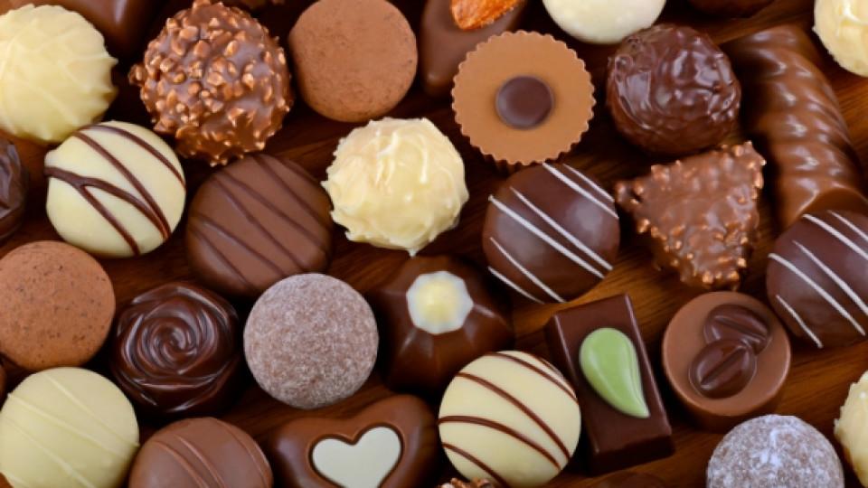 Колкото повече шоколад, толкова по-умни