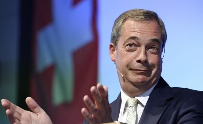 """Фарадж: ЕС със заговор срещу """"Брекзит"""""""