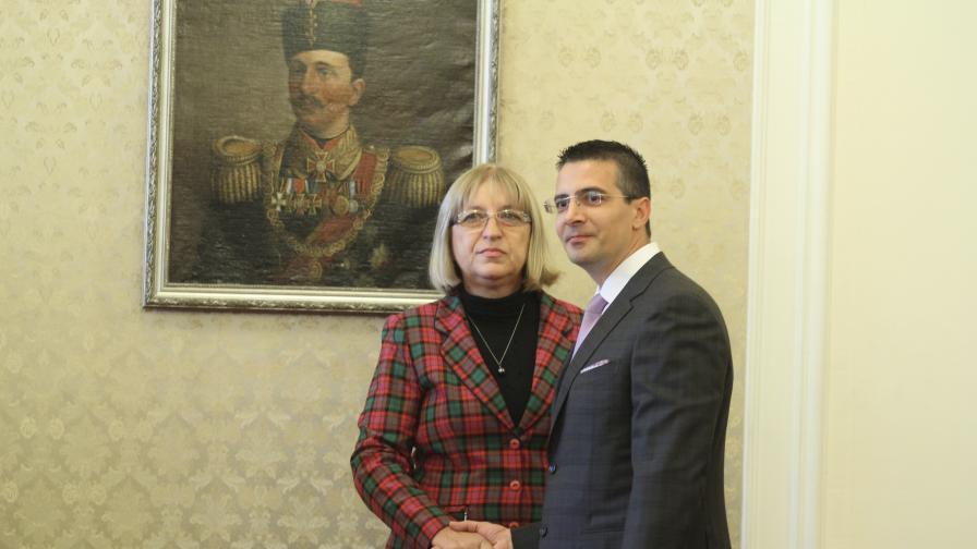 """ГЕРБ и """"България без цензура"""" не се разбраха за коалиционен кабинет"""