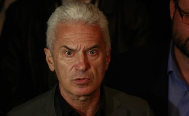 Волен Сидеров с нов среднощен скандал в София