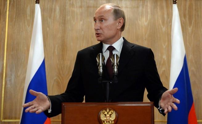 През 2008 г. Путин предложил на Полша да поделят Украйна