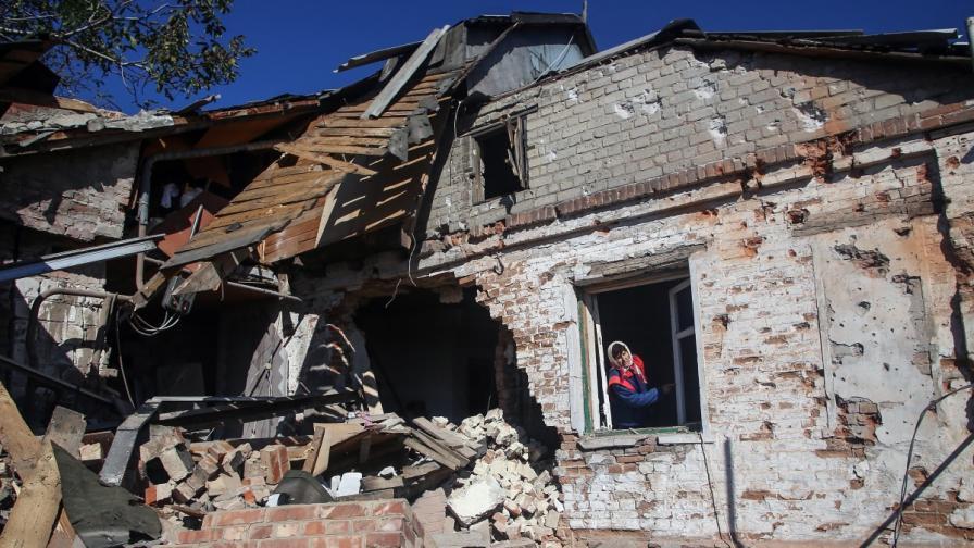 """""""Хюман райтс уоч"""": В Украйна се използват касетъчни бомби"""