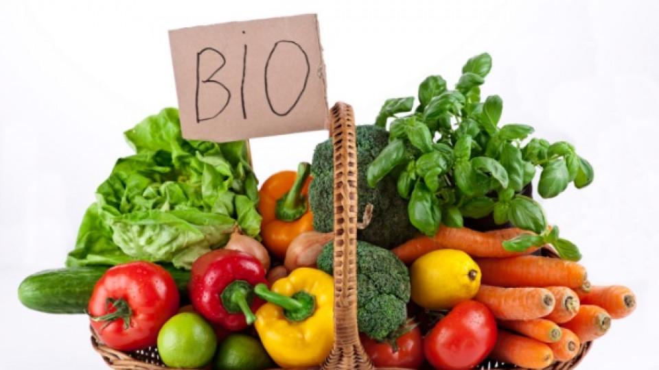 Как да различим био продуктите