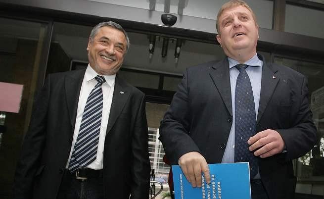 ГЕРБ и ПФ са пред подписване на споразумение