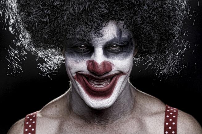 1. Kлоун