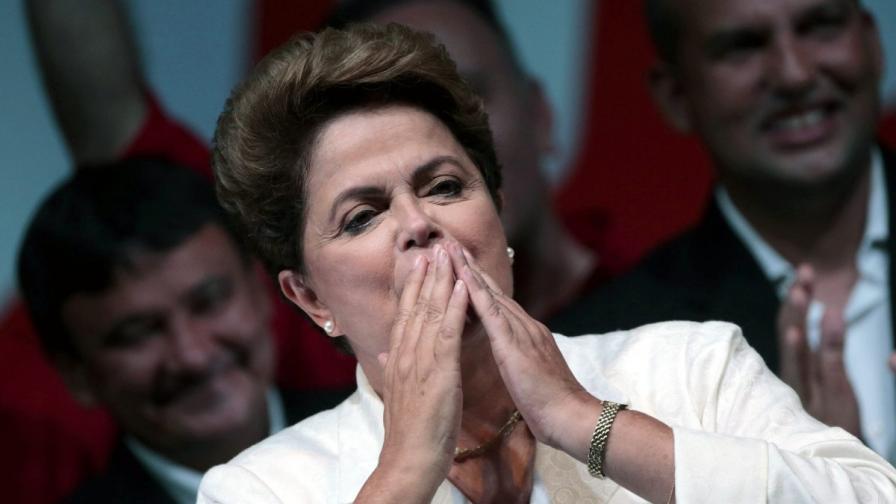 Дилма Русеф печели втори президентски мандат