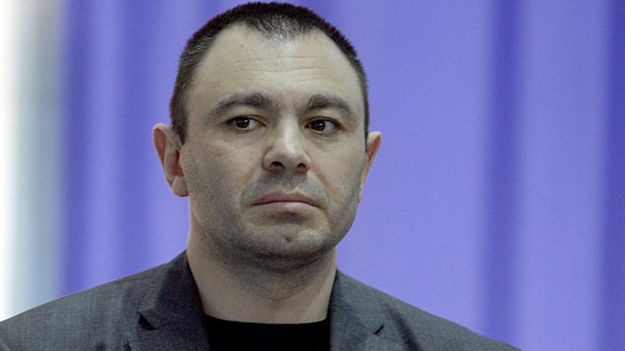 Главният секретар на МВР Светлозар Лазаров