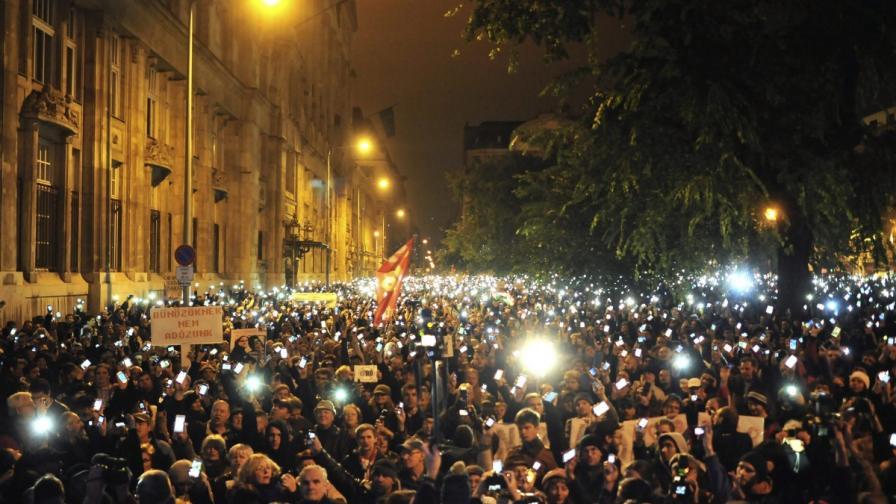 ЕК смъмри Унгария заради данъка за интернет