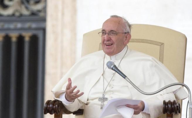 Папа Франциск: Големият взрив не противоречи на ролята на Бог