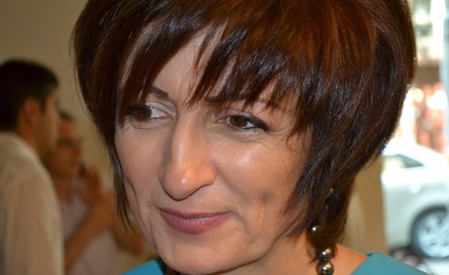 Саша Безуханова за свободата и бизнеса