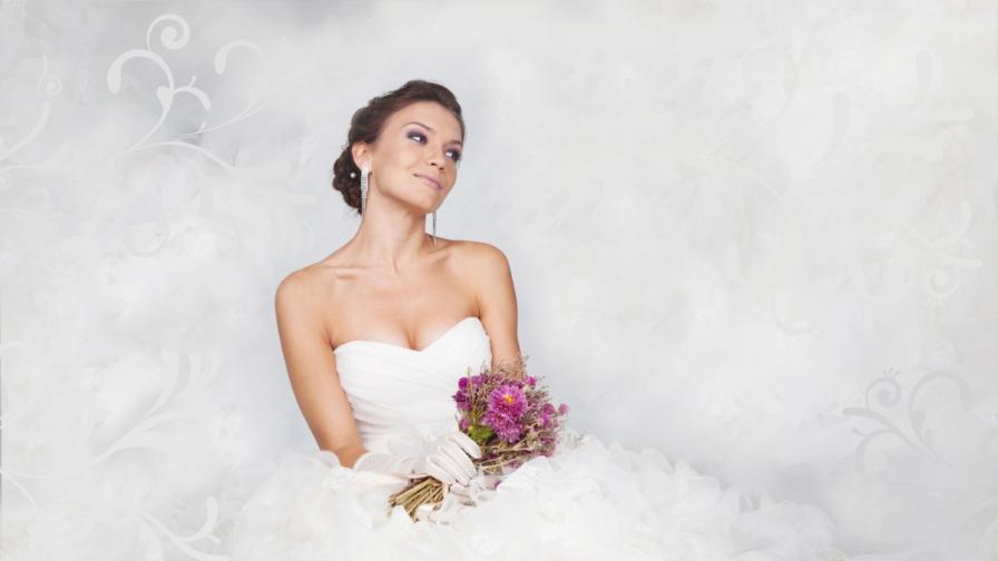 Фирма организира сватби за булки без младоженци