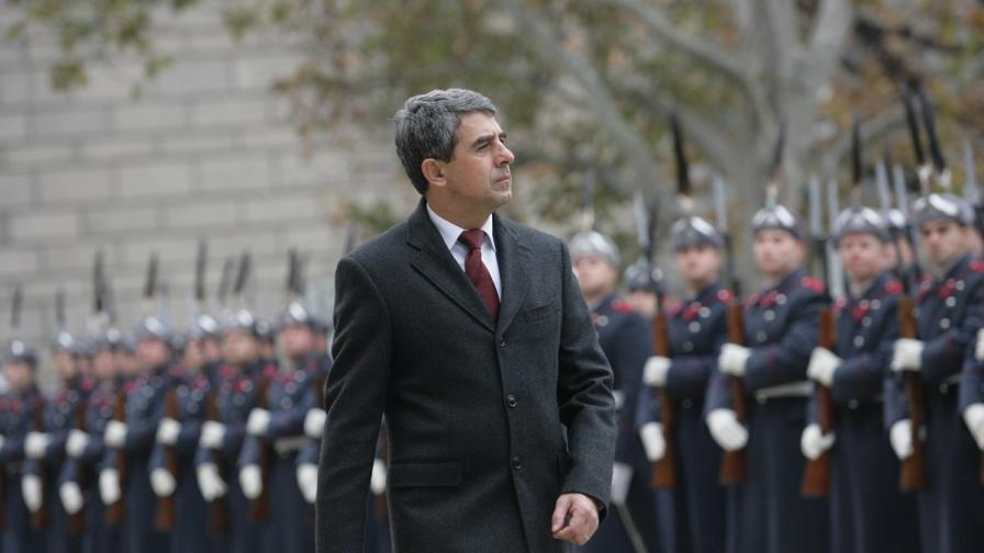 Плевнелиев: Будителите имат достойни последователи