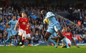 Трогателният поздрав на Сити към Юнайтед