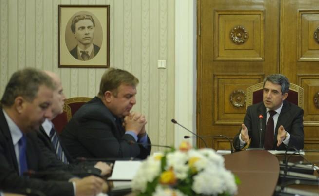 Каракачанов: Готови сме да вземем мандат