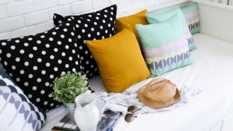 възглавница дом хол диван