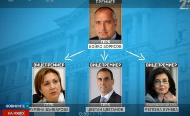 Кои ще бъдат новите министри