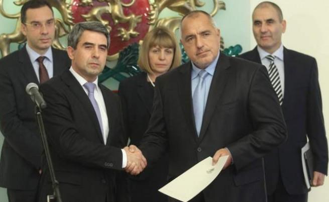 Борисов: В четвъртък или връщам мандата, или предлагам кабинет