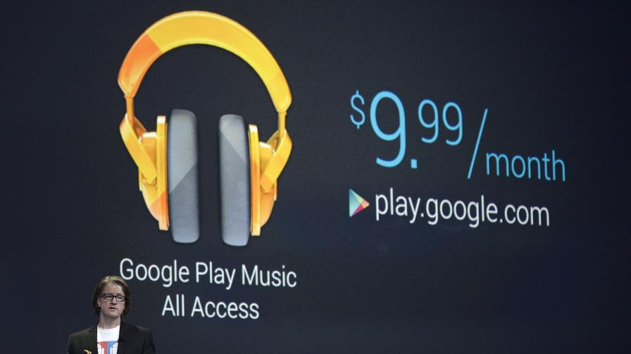 Google Play Music вече и в България