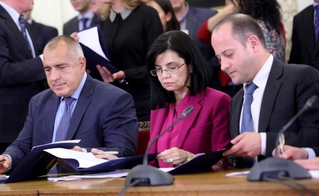 Алфа Рисърч: 61% искат пълен мандат на кабинета