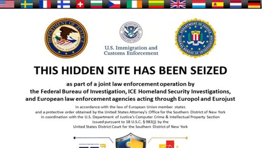 Международна акция спря 129 скрити български сайта