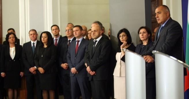 Красимир Каракачанов, Томислав Дончев и Лиляна Павлова са тези, които
