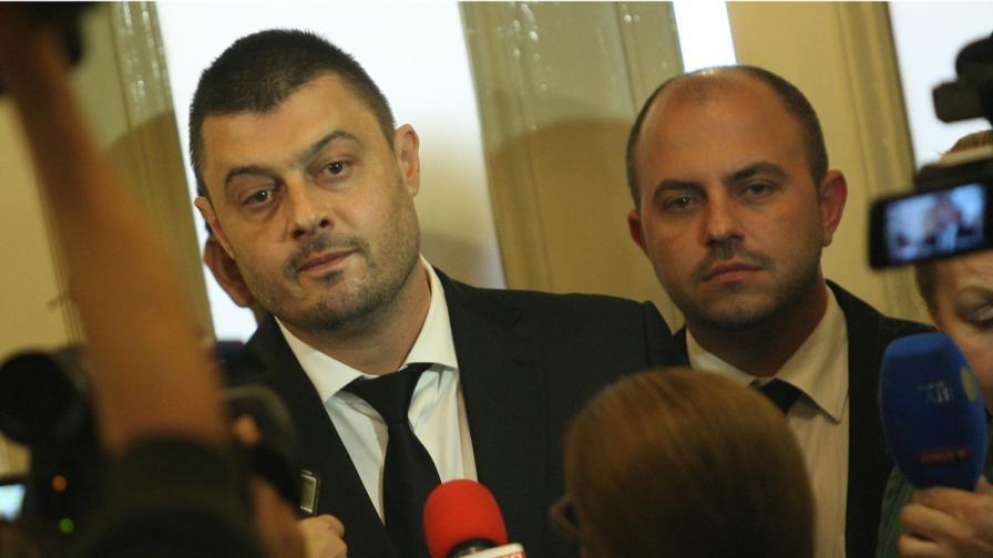Бареков: Росен Петров напуска ББЦ, защото е интелектуалец