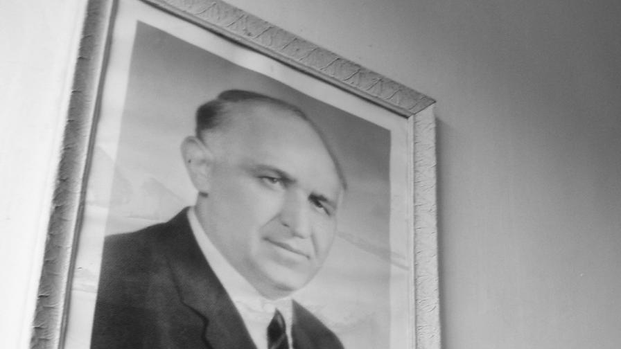 Портрет на Тодор Живков