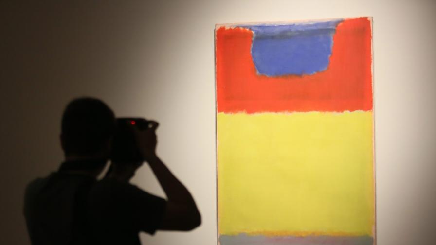 Две картини на Марк Ротко бяха продадени за $76,5 млн.